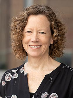 Photo of Interim Executive Dean Laura Lawson.