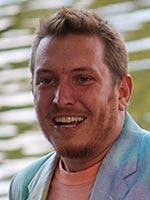 Photo of Ben Clawson.