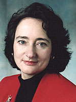 Photo of Ann Gould.
