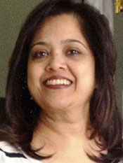 Photo of Shailja Mathur.