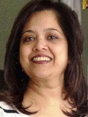 Photo of Shailja Mathur.