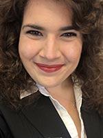 Photo of Amelia Valente.