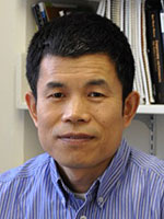 Photo of Changlu Wang.