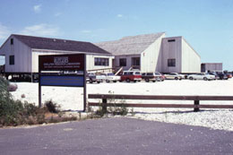 Photo of Haskin Shellfish Researach Laboratory.